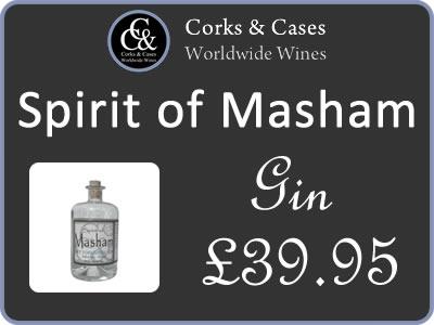 SPirit of Masham Gin